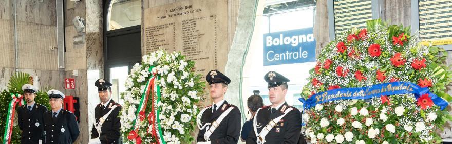 Commemorazione strage alla stazione 2 agosto