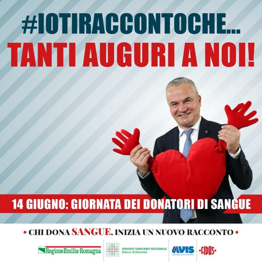 giornata mondiale donatori sangue