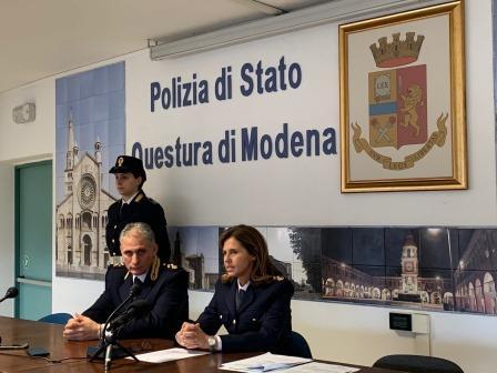 Modena, Catturato un sospettato di radicalizzazione islamica allontanatosi dalla Casa di Reclusione di Castelfranco Emilia
