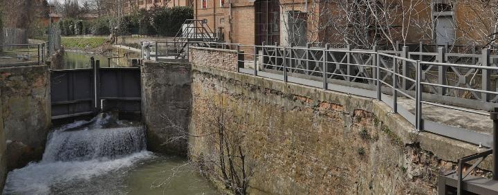 Bologna, Rinasce il Canale Navile