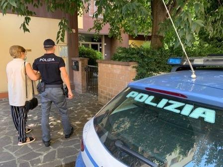 Modena, Ritrovata una donna scomparsa