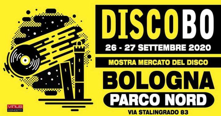"""""""Disco-BO"""" con espositori da tutta Europa alla nuova mostra mercato del disco usato e da collezione"""