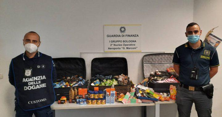 Sequestrati 100 kg di farmaci illegali dalla Guardia di Finanza e la Dogana